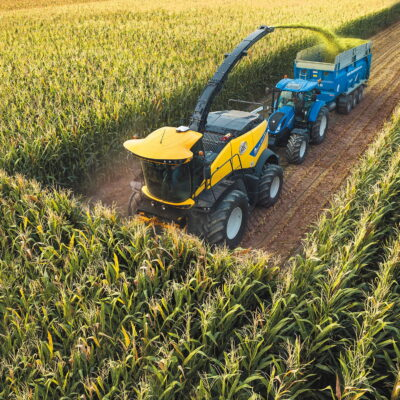 New Holland will celebrate the anniversary with a European demonstration tour that includes the UK