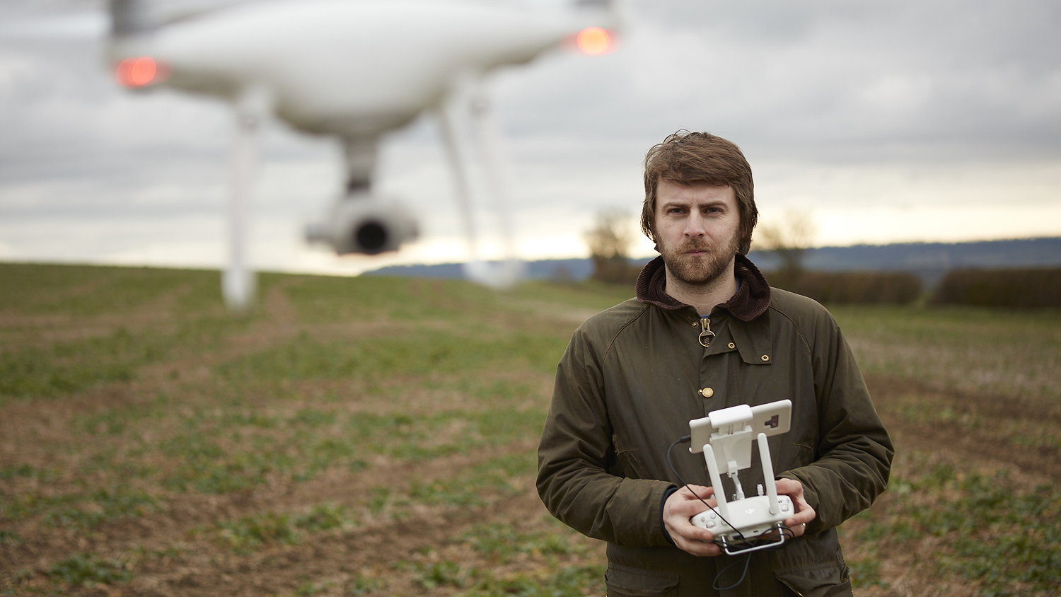 Drone Ag founder Jack Wrangham has crowdfunded £600,000 since 2019 and the company's Skippy Scout software has attracted more than 800 investors