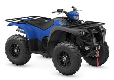 Yamaha ATVs can now be specified by the customer using a new online configurator